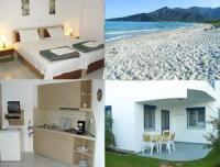Sch�nes 2-Zimmer-Apartment Insel Thassos/Golden Beach f�r 2 Personen+Kind