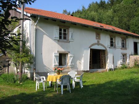 Ferienhaus in Clefcy-Ban sur Meurthe