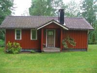 Ferienhaus zwischen den Seen Grann und Torrsjön mit 2 Schlafzimmern für 4-5 Personen