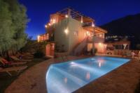 Vacation Home Villa Despina with Garden, Pool and 4 bedrooms space for 12 persons