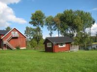 Ferienhaus nur 30 m vom Ärtingen entfernt mit sonniger Terasse, Motorbot und Badeplatz