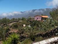 Ferienhaus auf der sonnigen Westseite der Insel La Palma, in El Paso