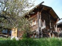 Ferienhaus in Münster im Obergoms / Wallis, Schweiz,  aus altes traditionelles Holzhaus