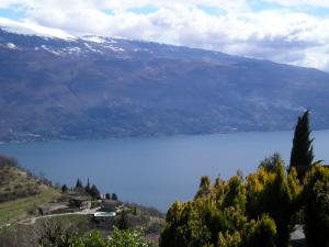 view to Garda-Lake