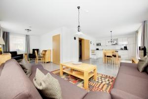 Kapitaenshaus: Wohnbereich