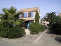 Südfrankreich - Familien-Ferienhaus 150 m zum Mittelmeer-Strand in St. Cyprien Plage