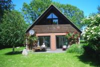 Erholsames Wohnen auf ca.100 qm Wohnfläche in freistehendem Ferienhaus mit Blick auf die Ostsee