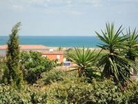 Ferienhaus in Südfrankreich, St. Pierre la Mer mit Pool und Meerblick und Internet