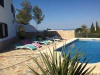 Ferienvilla mit Pool an der  Costa Blanca in Benidoleig für 8 Personen