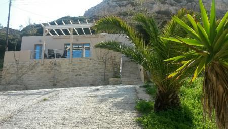 House in Matala