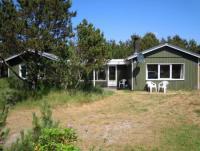 Ferienhaus (ca. 90 qm) für 6 Personen mit 3 Schlafzimmern. Eigener Kinderbereich mit Dusche/WC.