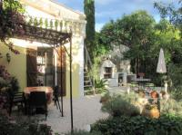 Dorfhaus mit großem Garten in der Nähe von Argélés sur Mer, ca. 10 Km vom Meer entfernt