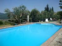 Villa Cielo Chiaro mit Pool, hundefreundlich, für 6 +2 Personen