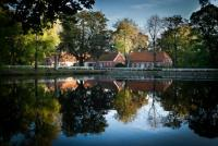 Idyllische Wassermühle - eine charmante Perle, für Erholungsurlaub aller Jahreszeiten geeignet.