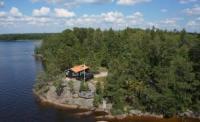 Ferienhaus Stojby für 6 Personen in Südschweden. Hier kann man im Sommer und Herbst angeln.