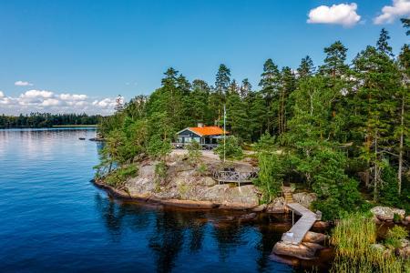House in Växjö