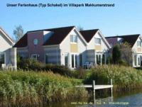 Ferienhaus am IJsselmeer im Beach Resort Makkum zu vermieten
