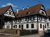 Ferienhaus in Lembach, Elsass, Nordvogesen: Ehemaliger Gasthof und Postkutschenstation zu vermieten