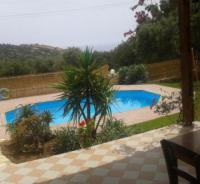 For rent: Holiday home in Akoumia on Crete in Greece!