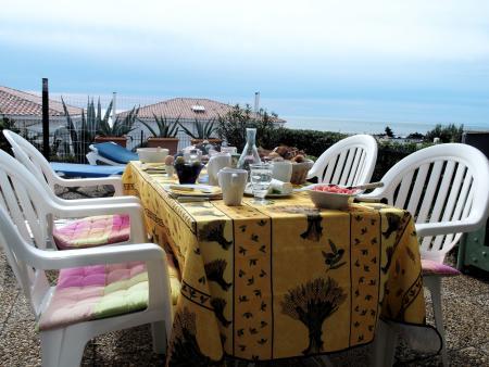 Ferienhaus in Saint Pierre la Mer