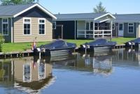 Ferienhaus im Stadtzentrum von Giethoorn, Niederlande, von April bis Oktober zu vermieten