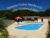 Ferienhaus in Südfrankreich mit Swimmingpool in Allemagne-en-Provence zu vermieten!