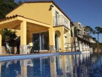 Ferienhaus mit Swimming Pool und Meerblick bei Lloret de Mar/Tossa de Mar