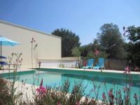 Apulien am Meer, nur 10 Minuten vom Strand, Villa mit privat Pool. Ferienhaus f�r 6 - 8 Personen