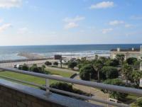 Portugal: Ferienwohnung in Esmoriz N�he Porto, mit SUPER-MEERBLICK  und Pool direkt am Strand