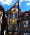 Ferienhaus in Quedlinburg, direkt am romantischen Schlossberg gelegen, von Privat zu vermieten.
