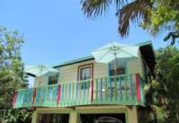 Florida Ferienhaus - das Tree House mit einer Wohnfläche von rund 70 m² bietet Platz für 2 Personen