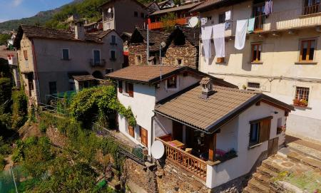 Ferienhaus in Orasso / Lago Maggiore