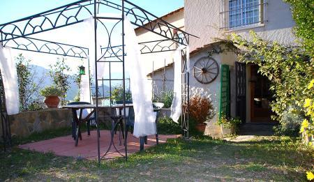 Ferienwohnung in Cesio / Cartari