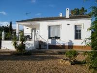 Chalet mit grossem Garten und Sonnenterrassen an der Costa de la Luz