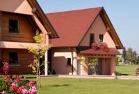 Ferienhaus 'g�te du Moulin' mit gro�em Park (1 ha)