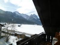 Das Feriendomizil in GAP mit sonnigem Südbalkon und faszinierendem Bergblick ideal für 6 Personen