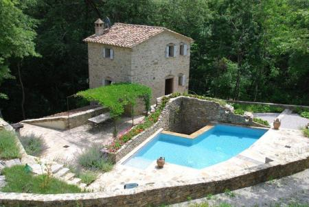 House in San Leo Bastia