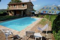 Ferienhaus mit privatem Pool, 6 Personen (3 Schlafzimmer)