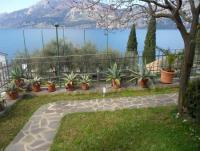 Das Ferienhaus in Brenzone sul Garda am Gardasee mit 2 Schlafzimmern bietet Platz für 4/5 Personen!