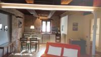 Marken, Italien: Ferienwohnung Barchi bis 6 Personen - 2 Schlafzimmer, Terrasse, großer Garten