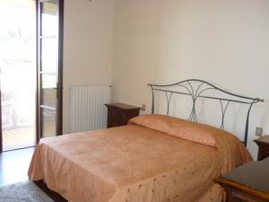 Bedroom on 1. floor (Apartment 2)