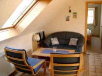 Dachgeschoss Wohnung für 4 Personen in ruhiger Lage