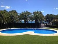 Ferienwohnung am Pool mit privaten Garten in Miami Platja - Costa Dorada