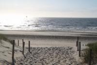 Der Bungalow liegt in einem sehr schön angelegtem und ruhigen Ferienpark direkt gegenüber der Dünen