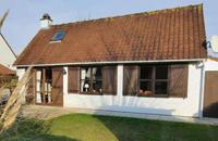 Ferienhaus mit sonnigem Garten und 3 Schlafzimmern für bis zu 6 Personen