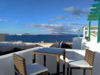 Ferienapartement mit sonniger Terrasse, Pool und zwei Schlafzimmern im Norden von Fuerteventura
