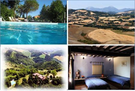 Ferienhaus in Urbino