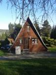 Ferienhaus in Thüringen mit eigenem Tretboot in Saaldorf zwischen Wäldern und Bleilochstausee