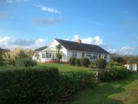 Ferienhaus in Irland für 4 Personen mit Panoramablick auf Atlantik und den Tafelberg Ben Bulben.
