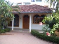 Bungalow with European comforts - 100 sq.m living area for 2-3 persons - 100 m from the beach